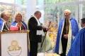 Gérard Rapp intègre la Confrérie Internationnale du Goût
